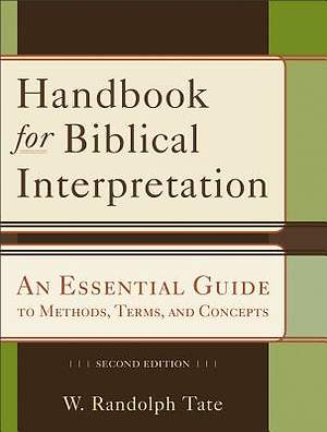 Handbook for Biblical Interpretation