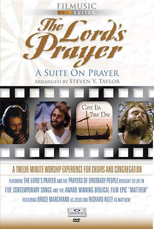 Lord's Prayer DVD