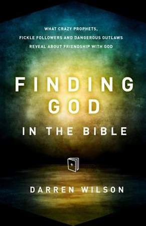 Finding God in the Bible [ePub Ebook]