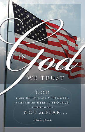 Patriotic: In God We Trust