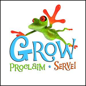 Grow, Proclaim, Serve! MP3 Download - Growing in Leaps and Bounds