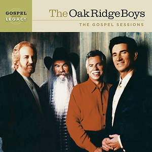 Oak Ridge Boys - The Gospel Sessions CD