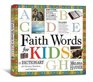 Faith Words for Kids