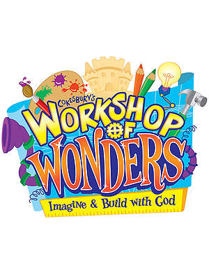 Vacation Bible School (VBS) 2014 Workshop of Wonders MP3 Download - Your Grace Is Enough - Single Track