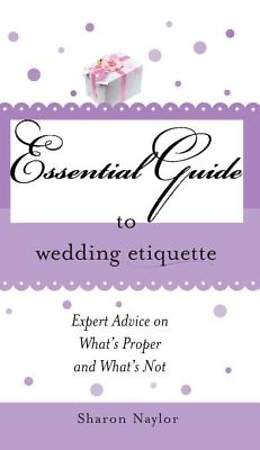 Essential Guide to Wedding Etiquette [Adobe Ebook]