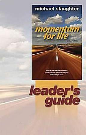 Momentum for Life Leader Guide