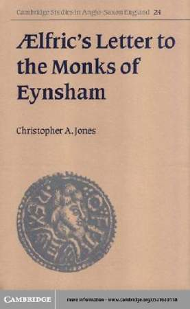 AElfric's Letter to the Monks of Eynsham [Adobe Ebook]