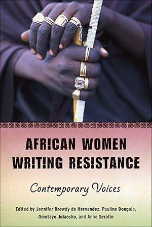 African Women Writing Resistance [Adobe Ebook]