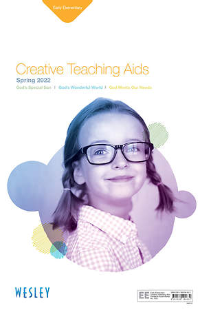 Wesley Early Elementary Creative Teaching Aids Spring 2015