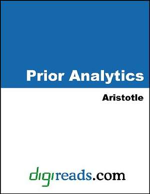 Prior Analytics [Adobe Ebook]