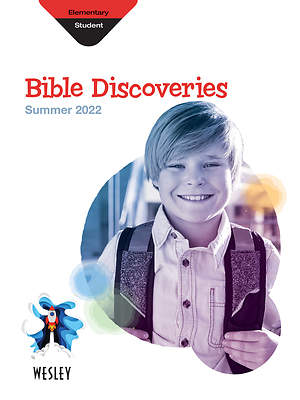Wesley Elementary Bible Discoveries Summer 2015