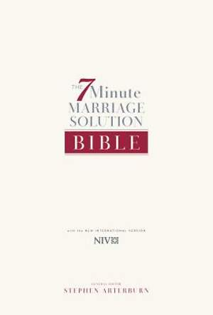 The 7 Minute Marriage Devotional Bible (NIV)