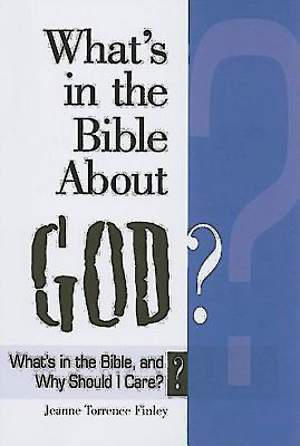 What`s in the Bible About God?