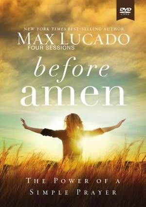 Before Amen Study Guide with DVD
