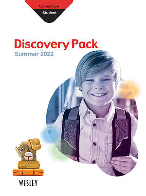 Wesley Elementary Bible Discovery Pack Summer 2015