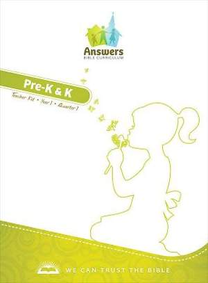 ABC Full Kit - Pre-K&k 1st Qtr