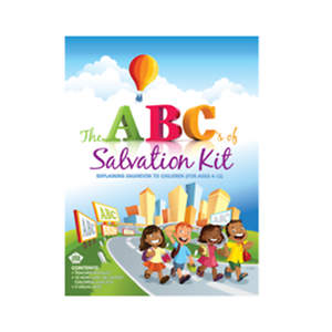 UMI VBS 2015 Jesus the True Superhero ABC's of Salvation Refills  (Pack of 12)