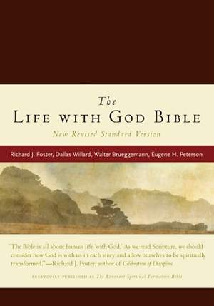 New Revised Standard Version The Life with God Bible