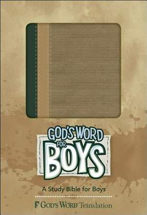 God's Word for Boys Bible
