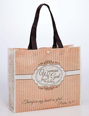 Woman of God - Tote Bag