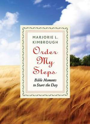 Order My Steps - eBook [ePub]