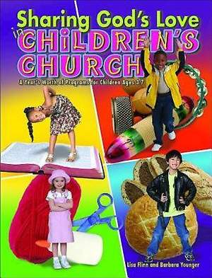 Sharing God`s Love in Children`s Church