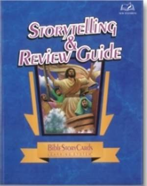 Bible Story Cards Storytelling and Review Guide