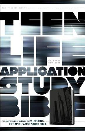 New Living Translation Teen Life Application Study Bible