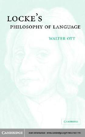 Locke's Philosophy of Language [Adobe Ebook]