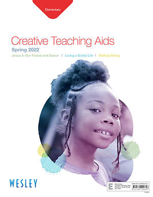 Wesley Elementary Creative Teaching Aids Spring 2015