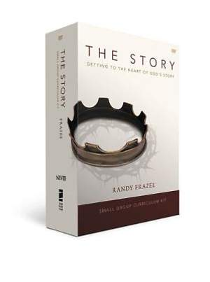 The Story, NIV with DVD