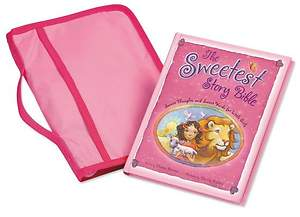 The Sweetest Story Bible/Cover Pack