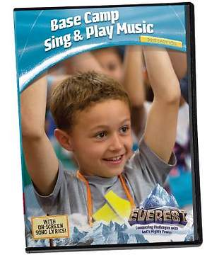 Group Easy VBS 2015 Base Camp Sing & Play Music DVD