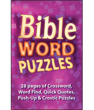 Bible Word Puzzles