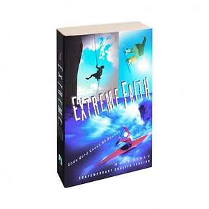 Extreme Faith Youth Bible Contemporary English Version
