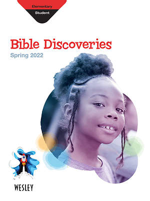 Wesley Elementary Bible Discoveries Spring 2015