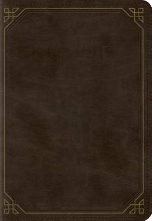 ESV Pocket New Testament with Psalms and Proverbs (Trutone, Olive, Frame Design)