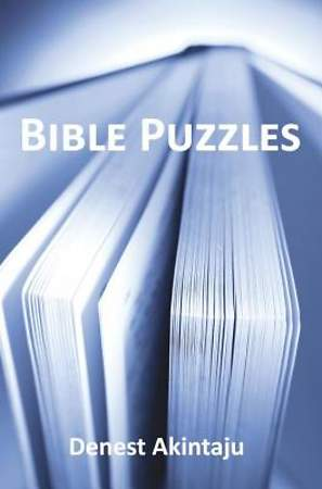 Bible Puzzles [Adobe Ebook]