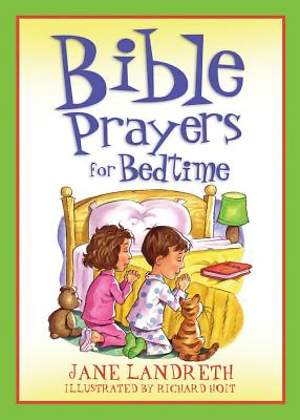 Bible Prayers For Bedtime