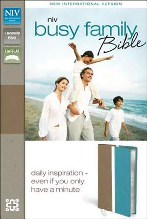 New International Version Busy Family Bible