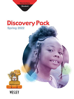 Wesley Elementary Bible Discovery Pack Spring 2015