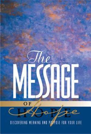 The Message of Hope [ePub Ebook]
