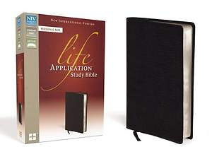 NIV Life Application Study Bible, Personal Size
