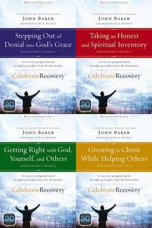 Celebrate Recovery Revised Edition Participant's Guide Set