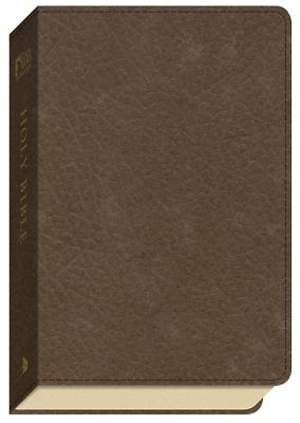 GW Compact Bible Brown Duravella