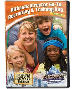 Group Easy VBS 2015 Ultimate Director Go-To Recruiting & Training DVD