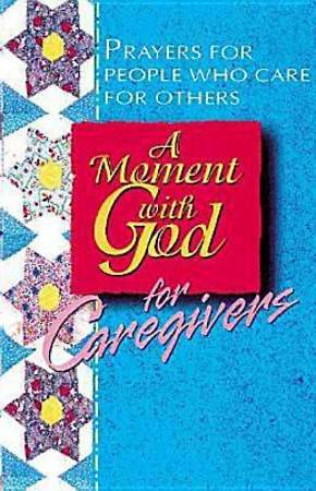 A Moment with God for Caregivers - eBook [ePub]