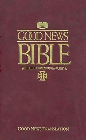 Pew Bible Good News Translation