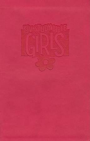 Bible KJV Study for Girls
