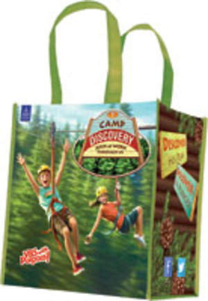 Concordia VBS 2015 Camp Discovery 2015 VBS Tote Bag (Pack of 5)